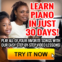 Learn Piano Keyboard In 30 Days